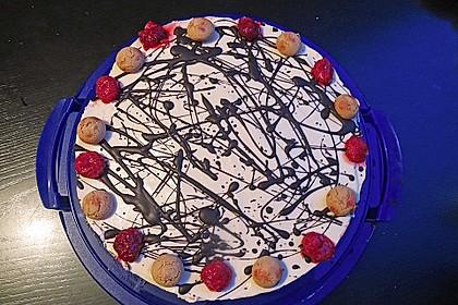 Baileys - Mousse - Himbeer - Cheesecake (ohne backen) 20