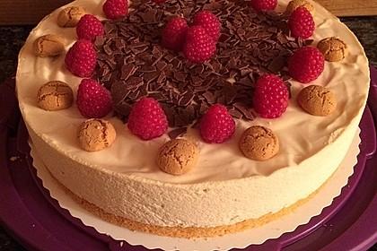 Baileys - Mousse - Himbeer - Cheesecake (ohne backen) 4