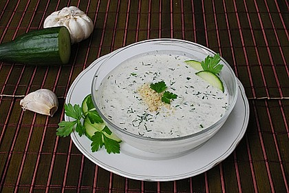 Bulgarischer Tarator