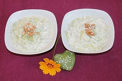 Sneschanka - Salat 3