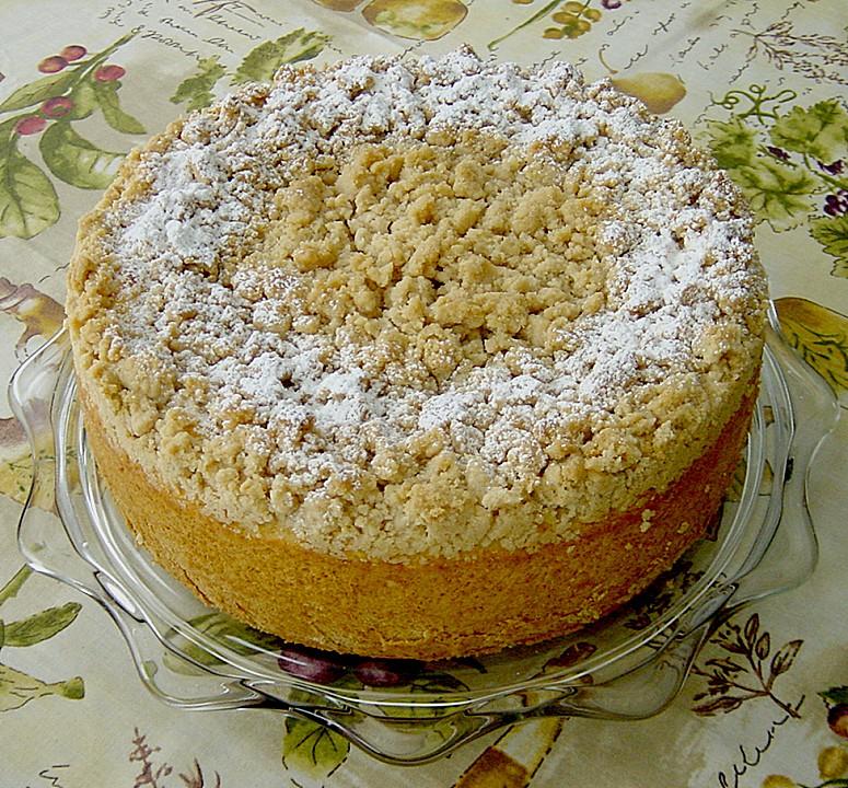 Schlesischer Apfel Streusel Kuchen Von Alina1st Chefkoch