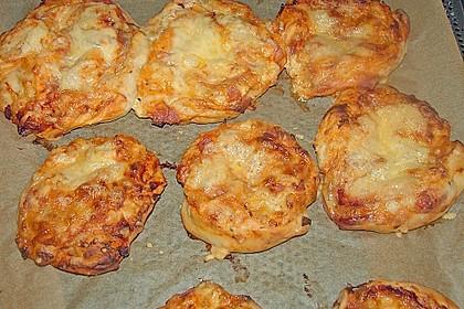 Mini - Pizzaschnecken 41