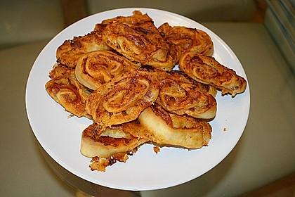 Mini - Pizzaschnecken 21