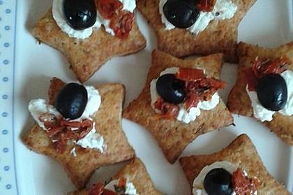 Mini - Pizzaschnecken 55