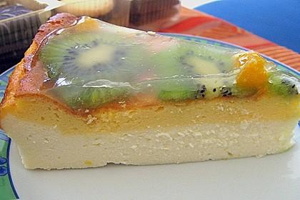 Obst - Quark - Torte