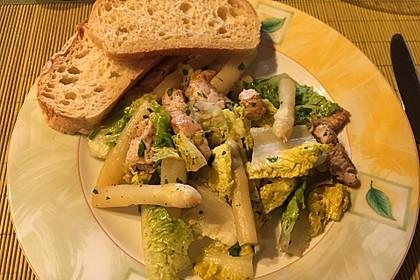 Spargel - Puten - Salat 1