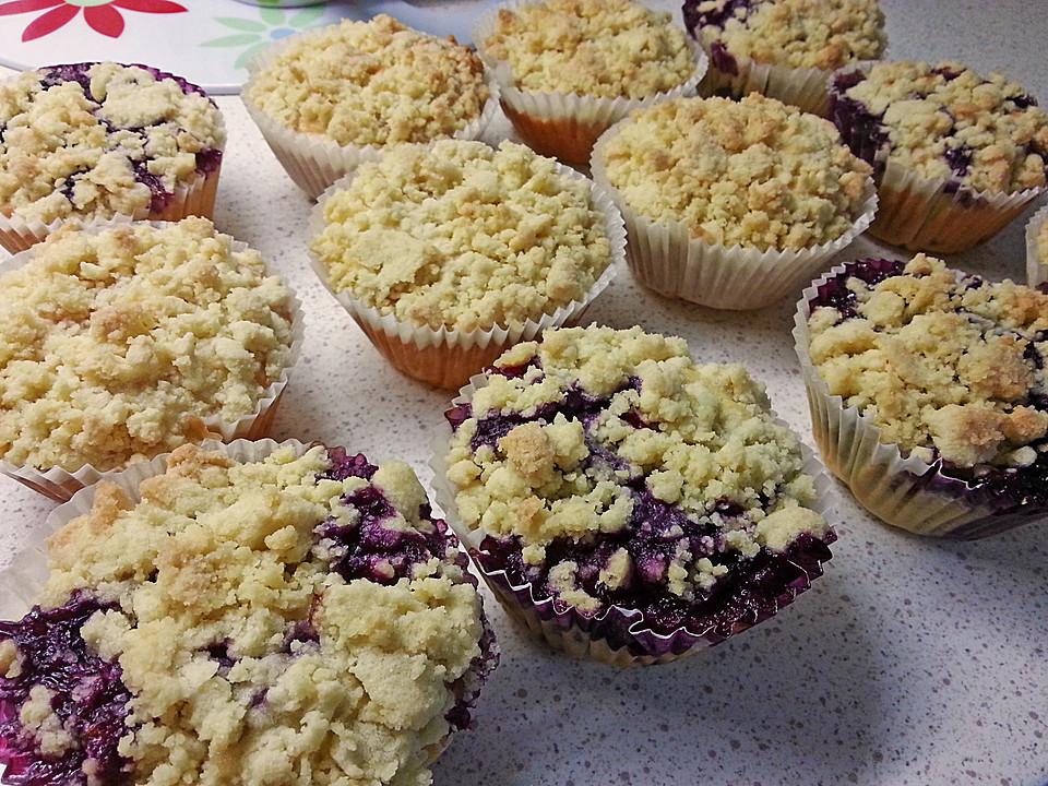 Blaubeer muffin rezept mcdonalds