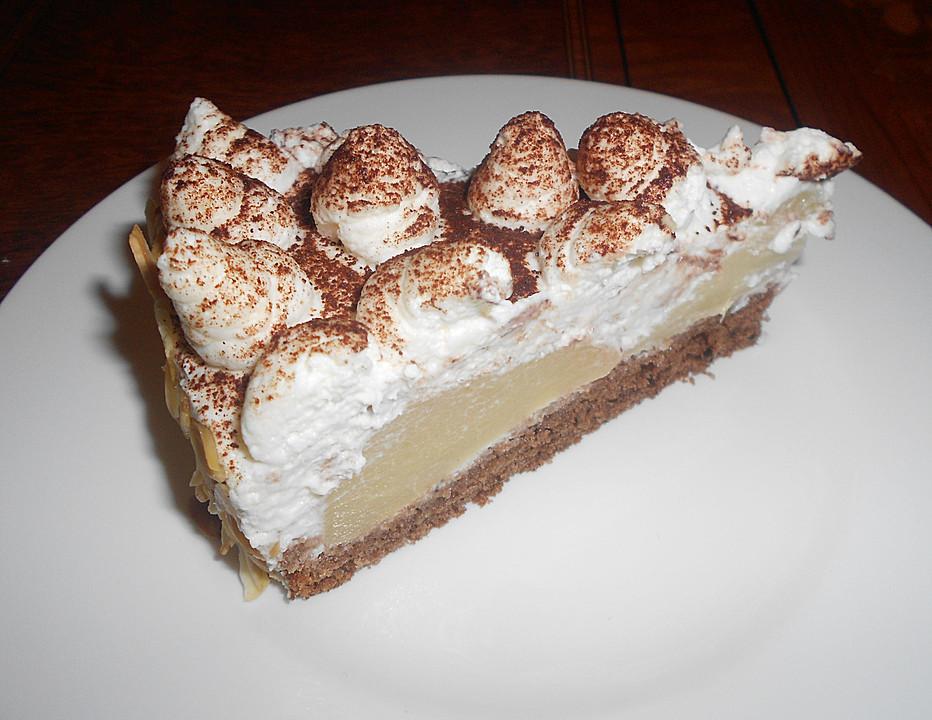 Birnen Schokoladen Torte Von Yemaja18 Chefkoch De