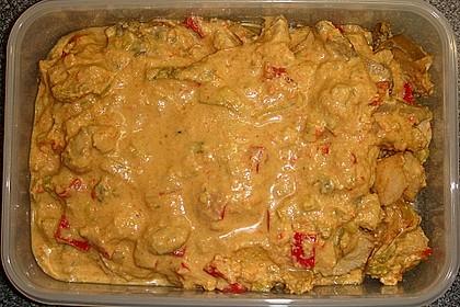 Paprika - Feta - Hähnchen 4