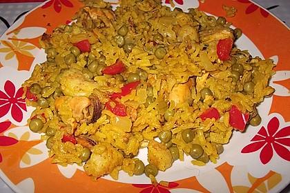 Paella de marisco 4