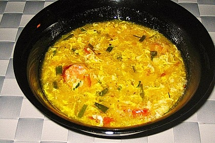 Zwiebelsuppe au Roquefort 5