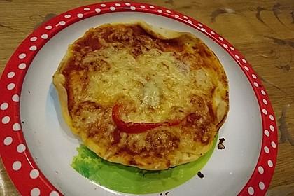 Pizza - Aufstrich