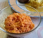 Würziger Karottensalat