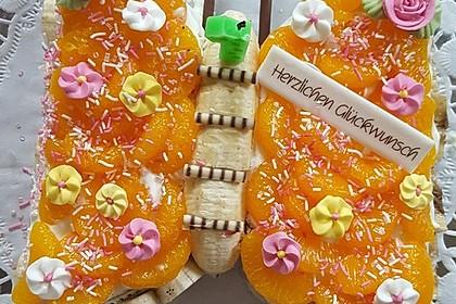 Mein Erster Geburtstags Kuchen Von Panthera666 Chefkoch