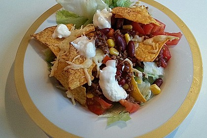 Tex - Mex - Salat 1