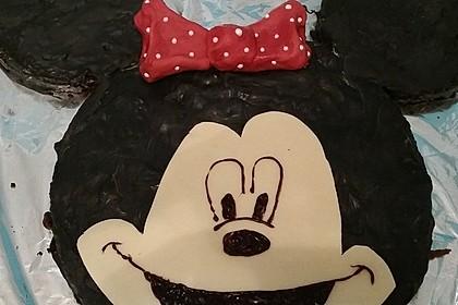 Schokoladen-Blechkuchen (Bild)