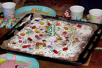 Schokoladen-Blechkuchen 9