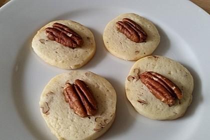 Pecan - Cream - Cheese - Cookies (Bild)