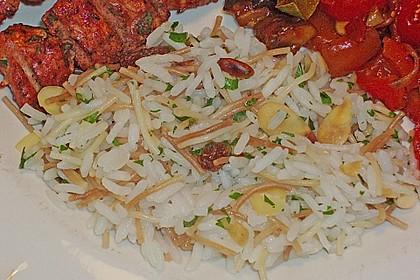 Arabischer Reis 6