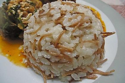 Arabischer Reis 1