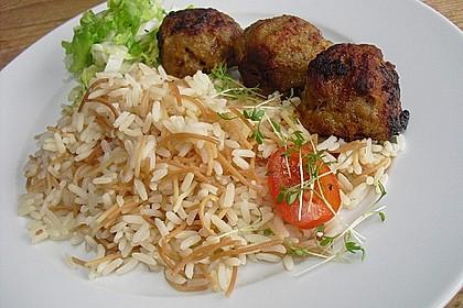 Arabischer Reis 4