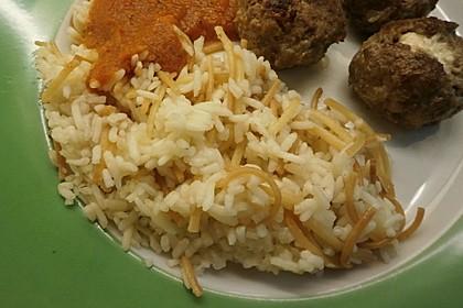 Arabischer Reis 8