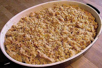 Apfel - Birnen - Crumble 2