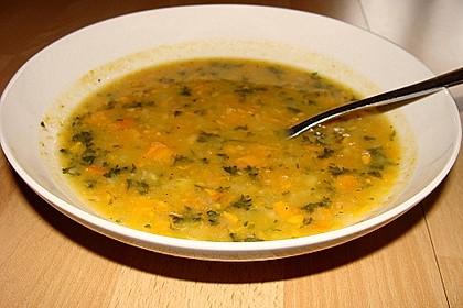 Sopa de feijão - manteiga 1