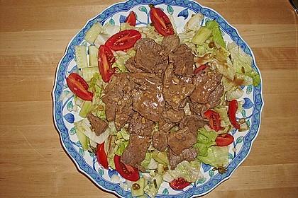 Pikanter thailändischer Rindfleischsalat 7