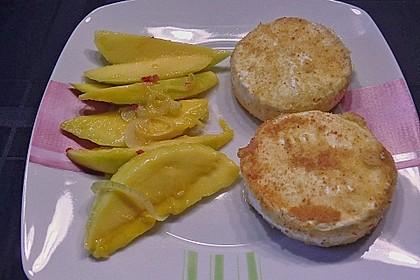 Scharfe Mango