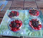Erdbeer - Lieblings - Dessert (Bild)