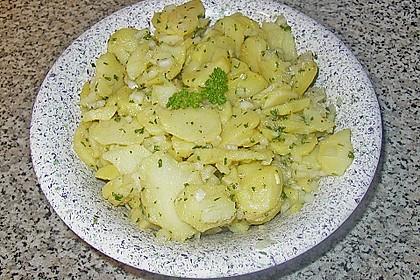 Kartoffelsalat ohne Mayo 12