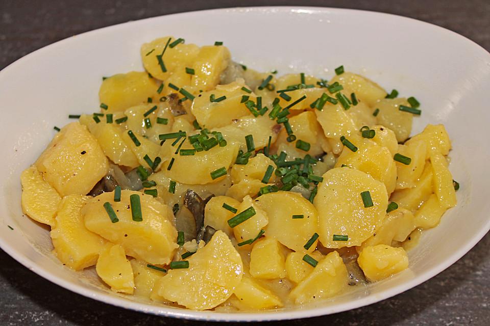 Kartoffelsalat Ohne Mayo Von Gismosue Chefkoch