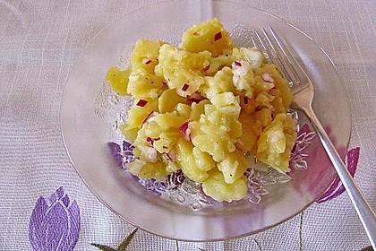 Kartoffelsalat ohne Mayo 8