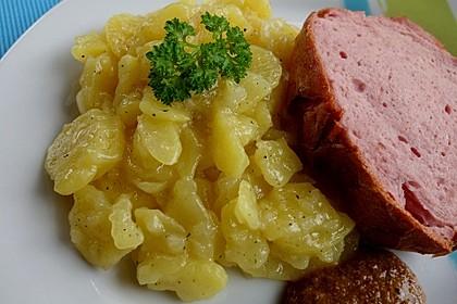 Kartoffelsalat ohne Mayo 4