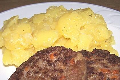 Kartoffelsalat ohne Mayo 11