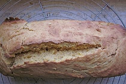 Salsa - Brot
