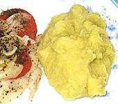Kartoffelpüree (Bild)