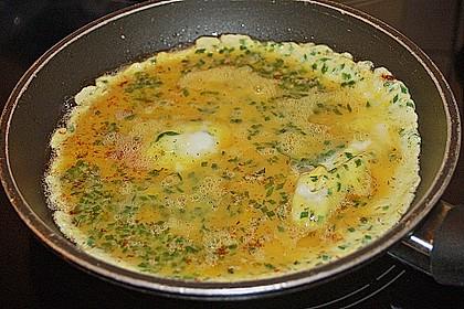 Dänisches Omelett 12