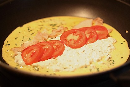 Dänisches Omelett 10
