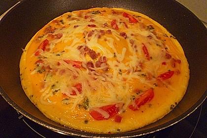 Dänisches Omelett 4