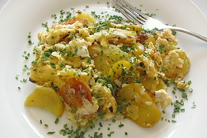 Bratkartoffeln mit Ei 15