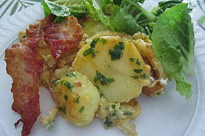 Bratkartoffeln mit Ei 17