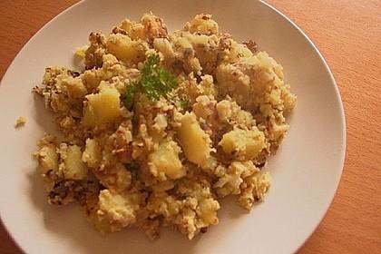 Bratkartoffeln mit Ei 25