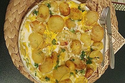 Bratkartoffeln mit Ei 8