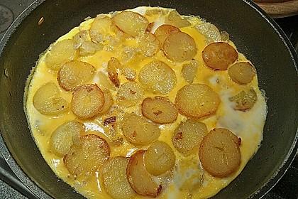 Bratkartoffeln mit Ei 14
