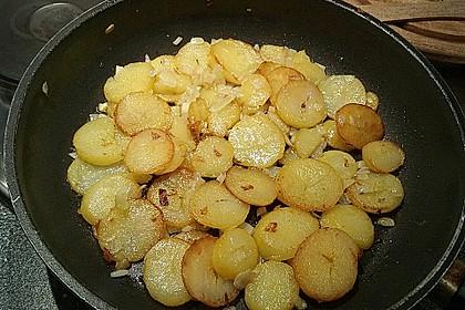 Bratkartoffeln mit Ei 16