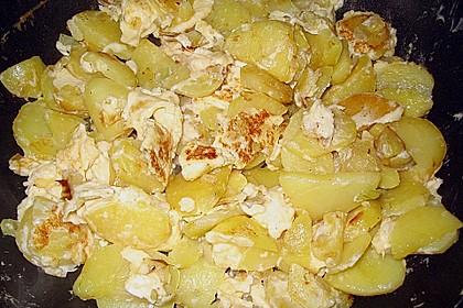 Bratkartoffeln mit Ei 19