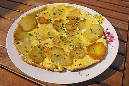 Bratkartoffeln mit Ei 10
