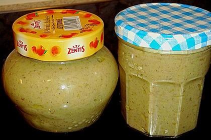 Indisches Bananen - Marzipan 2